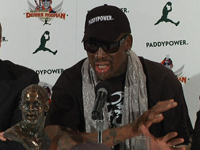 Rodman Plans Basketball Game in North Korea