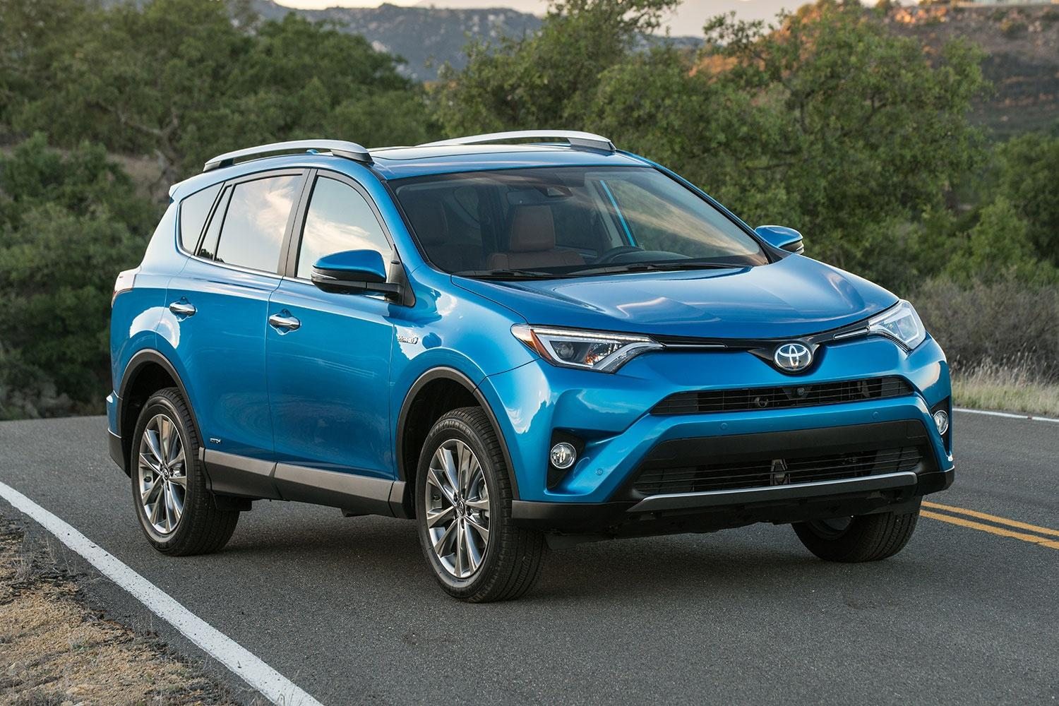 2016 Toyota RAV4 First Drive
