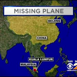Malaysia Airlines Flight To Beijing Goes Missing; 4 Americans, Including Infant On Board