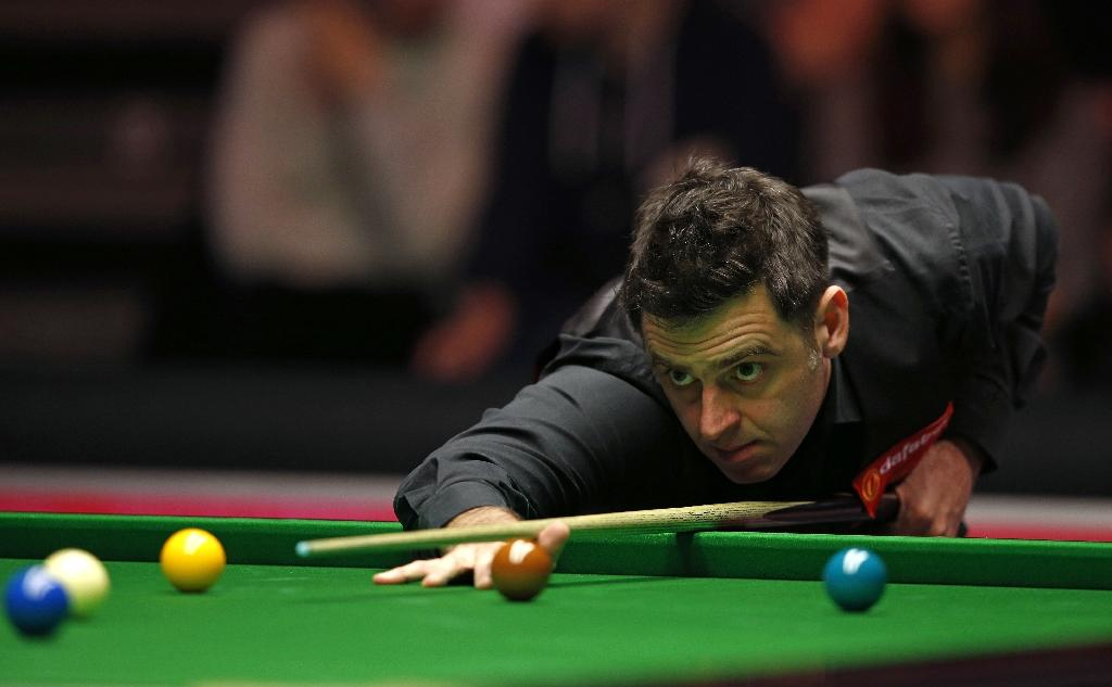 O'Sullivan to play Fu after sinking Robertson