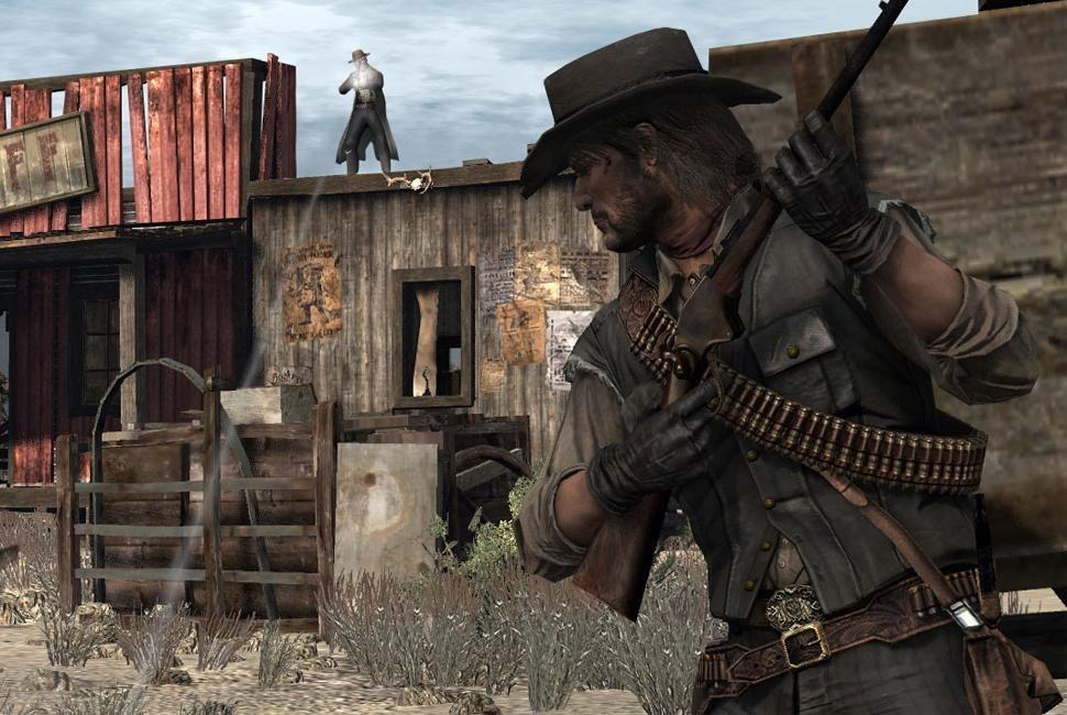 Red Dead Redemption briefly appears on the Xbox One, is quickly pulled