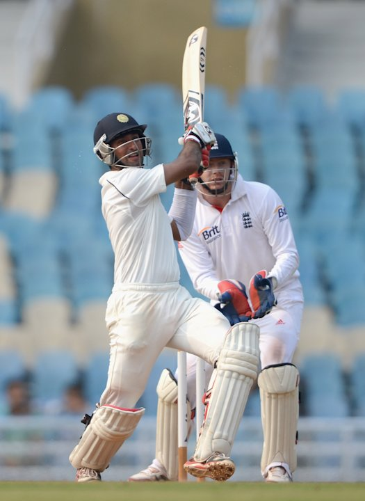 England v Mumbai A - Day Two