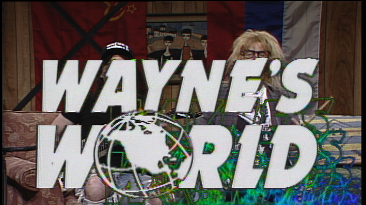 Cold Opening: Wayne's World on Communism
