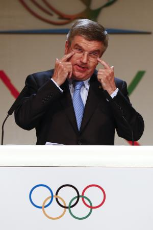 New IOC president wants to change Olympic bidding