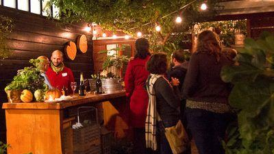 The Hive Is Throwing a Party for Oakland's First Friday; Ravi Kapur Is SF Mag's Best Chef of 2015