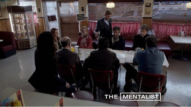 The Mentalist - Coffee And …