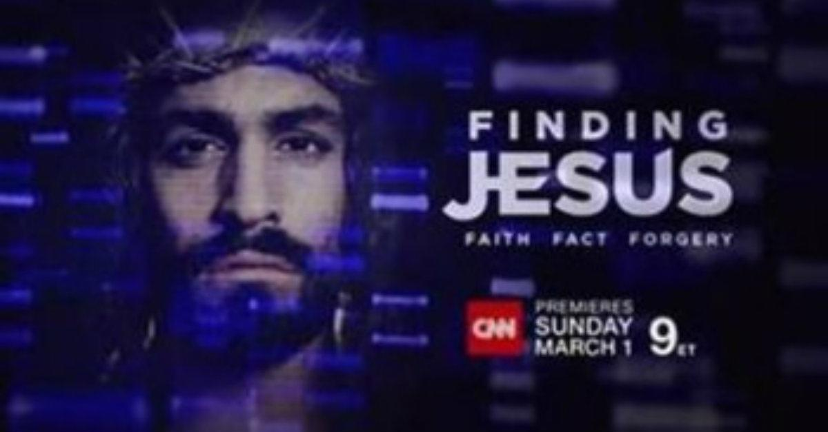 'Jesus' Lifts CNN