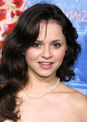 Sasha Cohen at the Los Angeles premiere of DreamWorks Pictures' Blades of Glory
