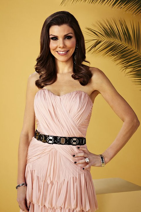 "Heather Dubrow in Season 7 of ""The Real Housewives of Orange County."""