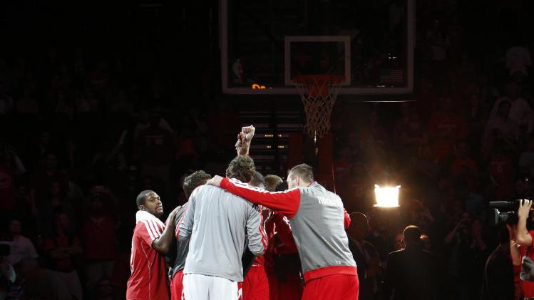 NBA: Charlotte Bobcats at Houston Rockets