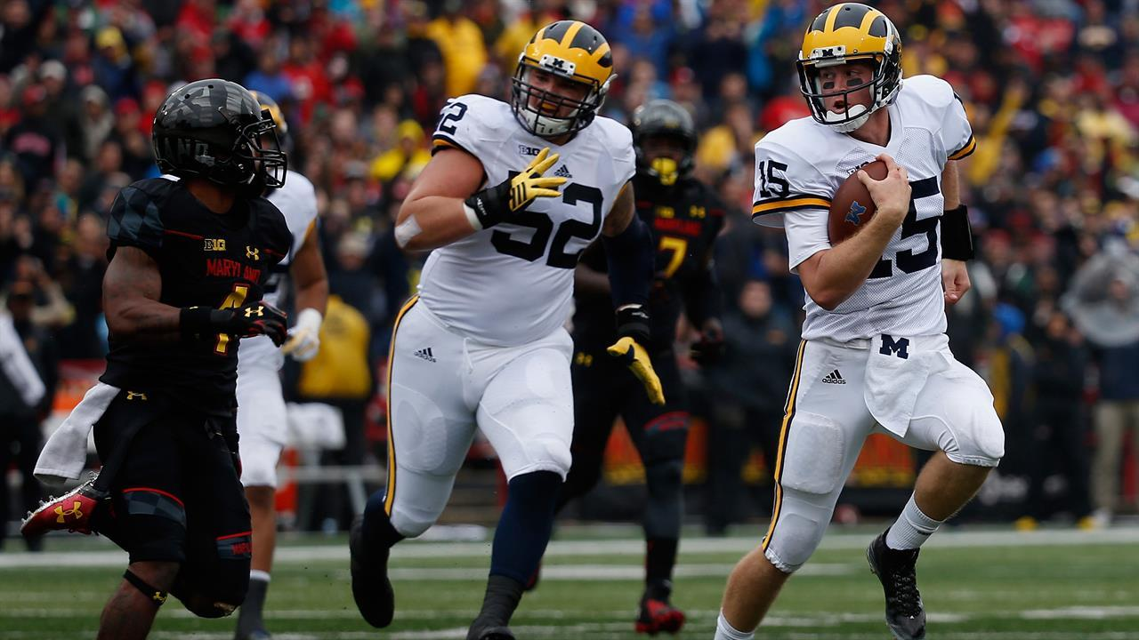 Can Michigan force Northwestern's first loss?