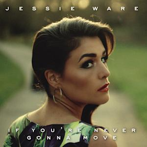 "This CD cover image released by Interscope/Cherrytree records shows ""If You're Never Gonna Move,"" by Jessie Ware. (AP Photo/ Interscope/Cherrytree)"