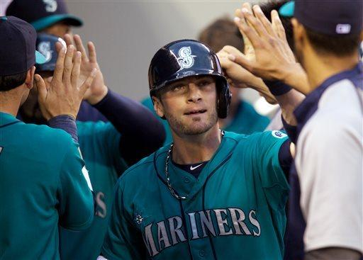 Bonderman leads M's past Yankees 4-1