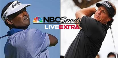 NBC Pebble Beach Live