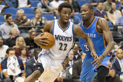 Judge the Timberwolves only on aesthetics and development