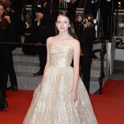 That Little Kid From 'Twilight' Is Eerily Beautiful At Cannes