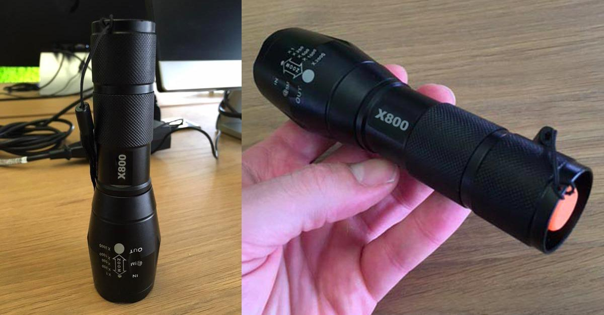 Why This Flashlight Is The Ultimate Defense Tool