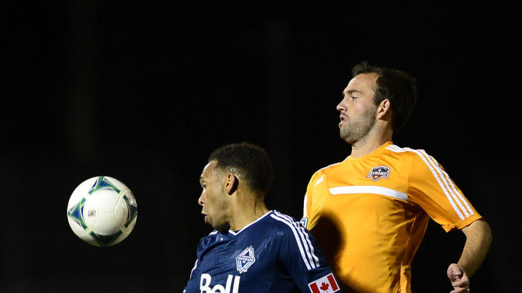 MLS: Preseason-Houston Dynamo vs Vancouver Whitecaps