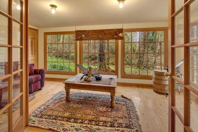 Cabin Fever: Get Away to a Modern Maple Valley Cabin Asking $474K