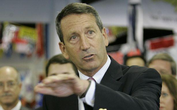 Mark Sanford May Ditch the Appalachian Trail for the Comeback Trail