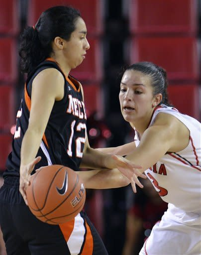 No. 6 Georgia women cruise past Mercer, 80-38