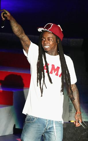Lil Wayne's America's Most Wanted Tour Rocks Nashville