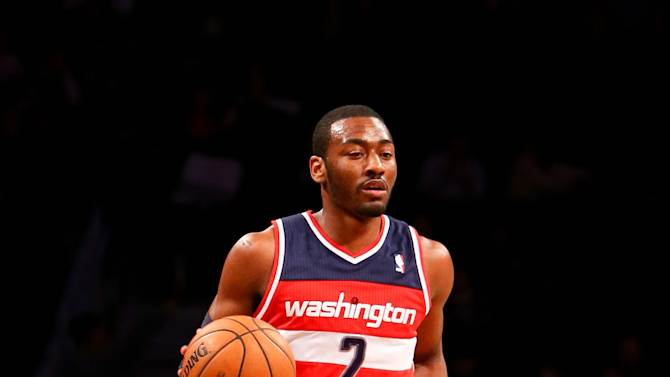 NBA: Washington Wizards at Brooklyn Nets