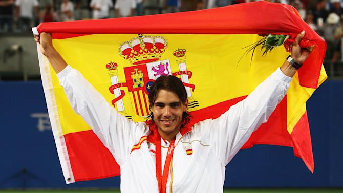 Rafael Nadal (Spain), Beijing 2008 Olympic Games