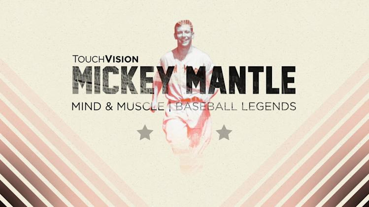 MICKEY MANTLE ON ABILITY