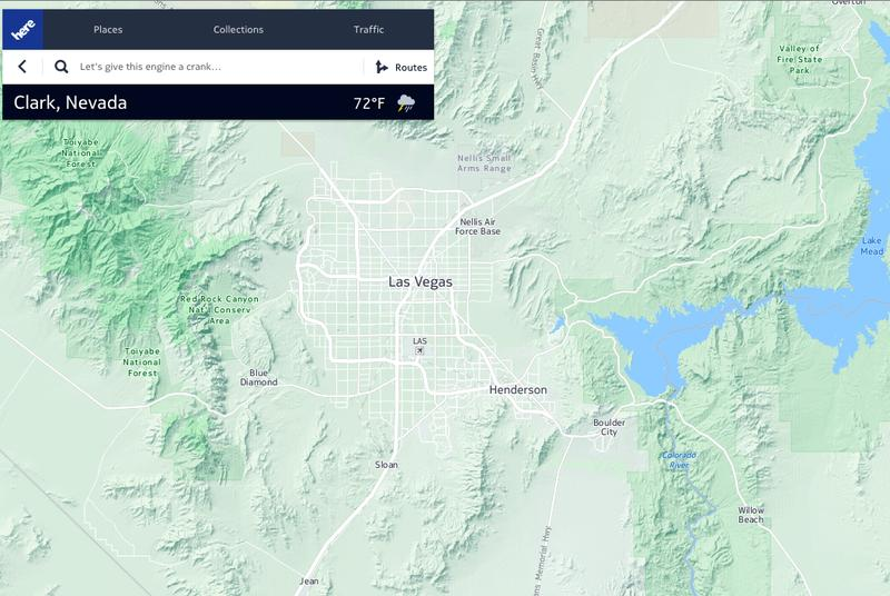 Facebook is now using Nokia's Here maps ahead of its expected sale