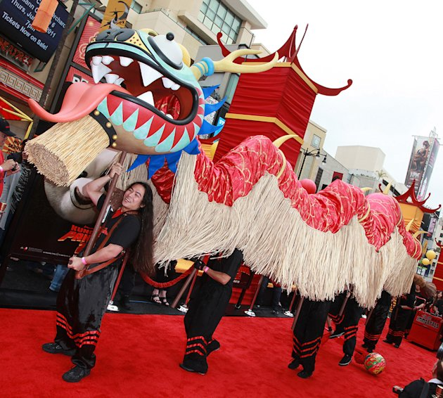 Kung Fu Panda 2 Premiere 2011