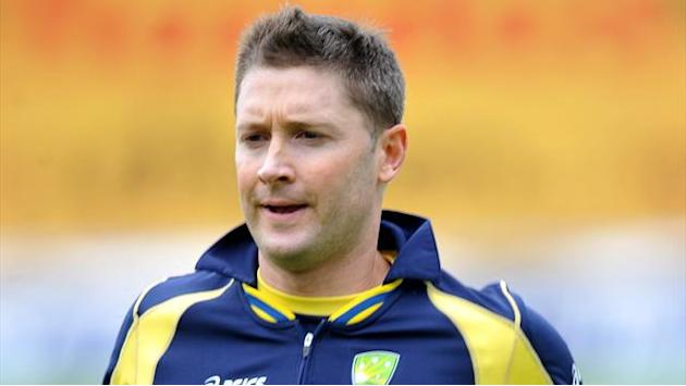 Cricket - Captain Clarke returns for Australia tour match