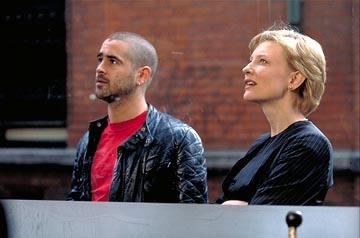 Colin Farrell and Cate Blanchett in Touchstone's Veronica Guerin