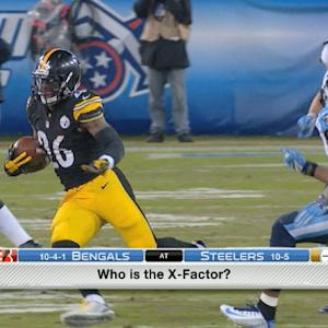 Battle for the AFC North: X-Factor