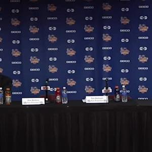 WCC Championship Quarterfinal Round Press Conference - San Francisco and San Diego Men