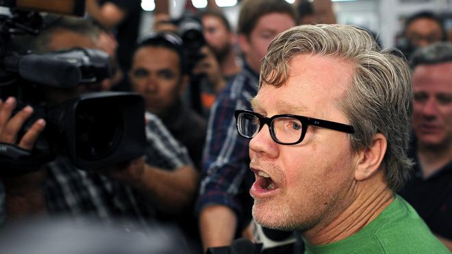 Manny Pacquiao's Trainer Freddie Roach Speaks AFP/Getty Images