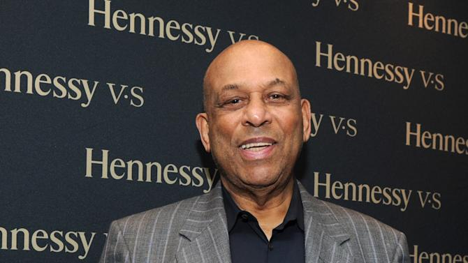 IMAGE DISTRIBUTED FOR HENNESSY V.S - Baseball Hall of Famer Orlando Cepeda joins Hennessy V.S to celebrate the history of Latinos in baseball at the Parlor in New York, Thursday, June 27, 2013. (Photo by Diane Bondareff/Invision for Hennessy V.S/AP Images)