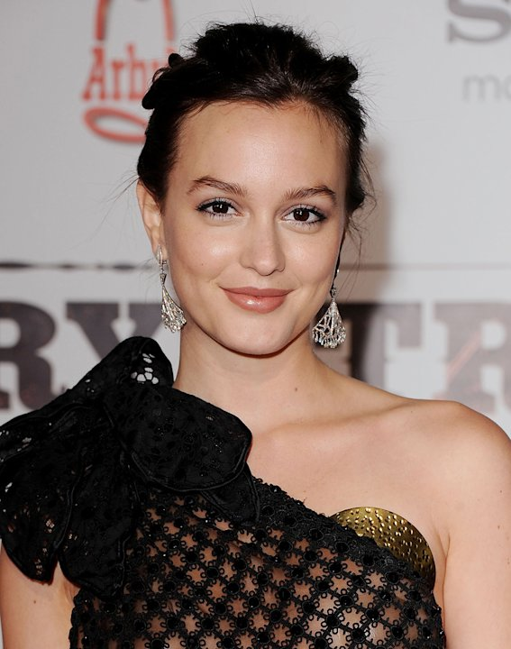 Country Strong Nashville Premiere 2010 Leighton Meester