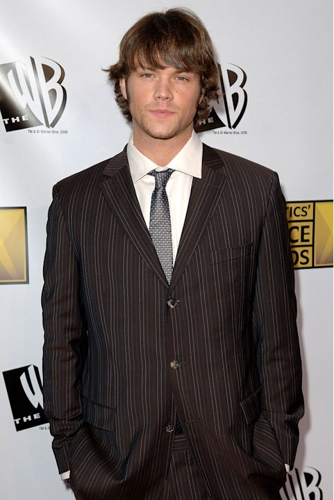 Jared Padalecki at the 11th Annual Critics' Choice Awards.