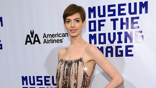 Five Things You Don't Know About Anne Hathaway