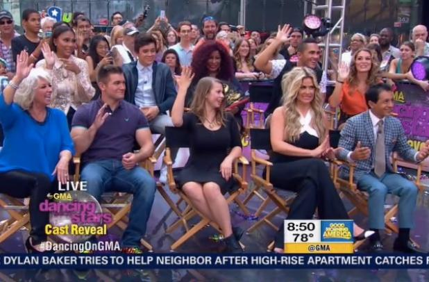 'Dancing With the Stars' Cast Led by 'Real Housewives' Kim Zolciak, Paula Deen, Tamar Braxton