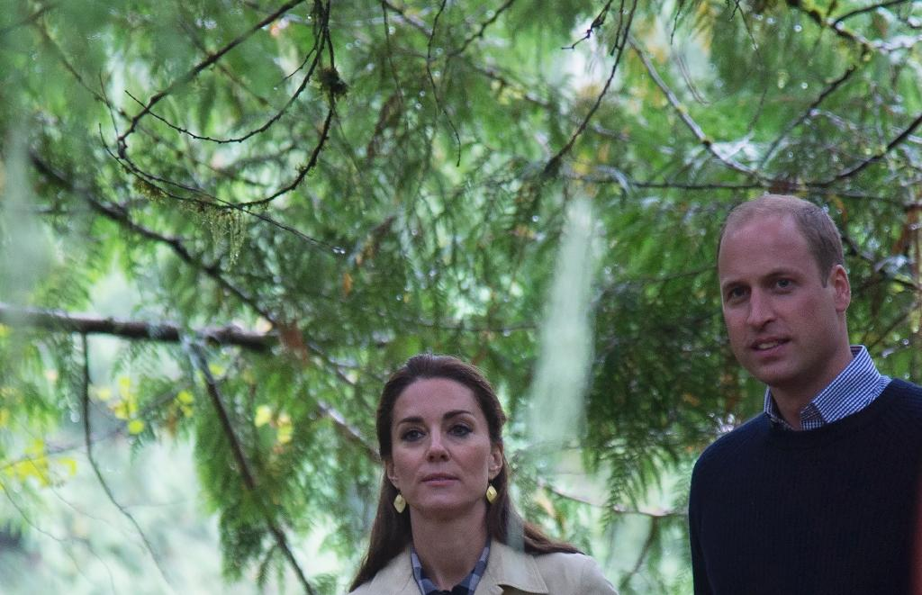 William and Kate dust off old Yukon telegraph to send tweet