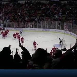 Penguins at Red Wings / Game Highlights
