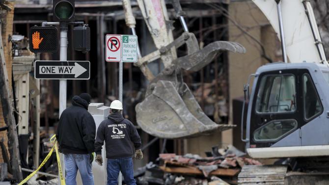 Subcontractor in deadly KC blast lacked permit