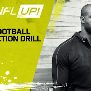 NFL UP: Football Reaction Drill