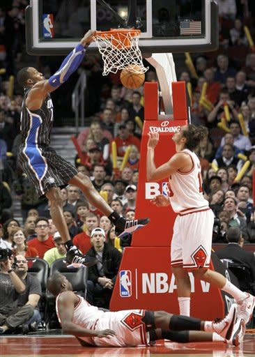 Magic end Bulls' 8-game win streak