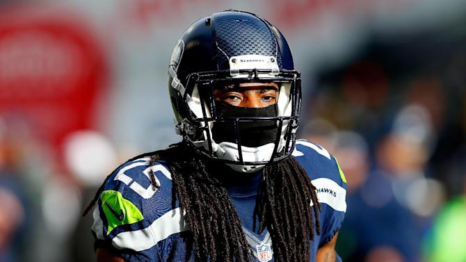 """I would not like to miss the birth of my first kid, but hopefully and God willing, we won't have to cross that bridge,"" said Sherman"