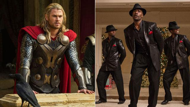 'Thor' Holds Top Spot with 'Best Man' on its Heels