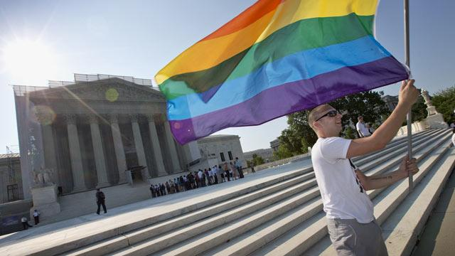Supreme Court Strikes Down Part of Defense of Marriage Act