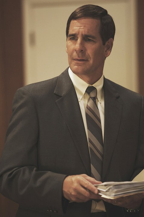 The Informant Production Photos 2009 Warner Bros. Scott Bakula